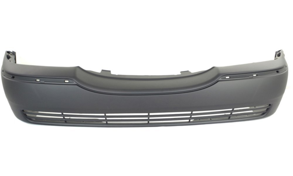 New Evan-Fischer EVA17872027996 Front BUMPER COVER Primed Direct Fit OE REPLACEMENT for 2003-2011 Lincoln Town Car *Replaces Partslink FO1000528