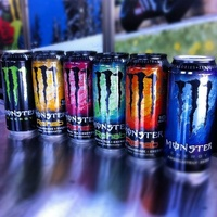 WholeSale Ultra Red Monster Energy Drinks