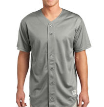 Custom Team <span class=keywords><strong>Zilver</strong></span> Mesh Baseball <span class=keywords><strong>Jersey</strong></span>