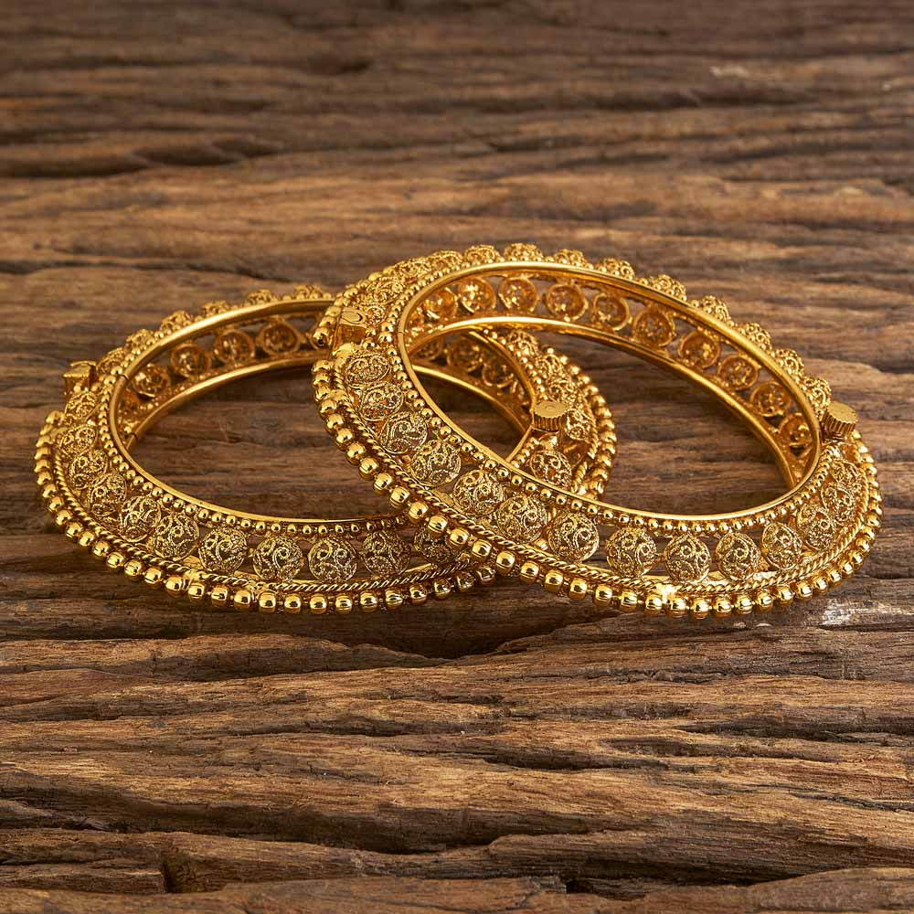 Plain Bangles With Gold Plating in Wholesale jewelry 17969