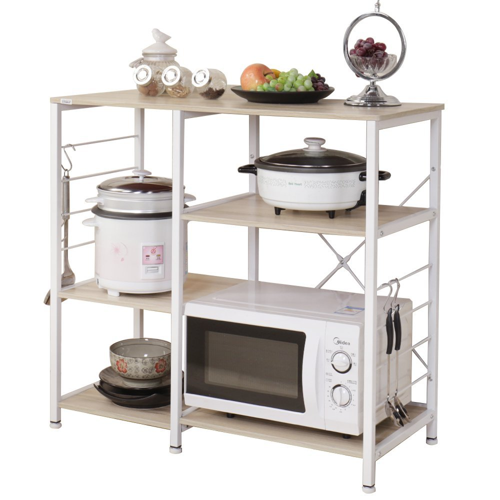 Buy Dland Microwave Cart Stand 35.4\