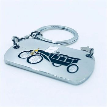 China Hersteller golf club keychain