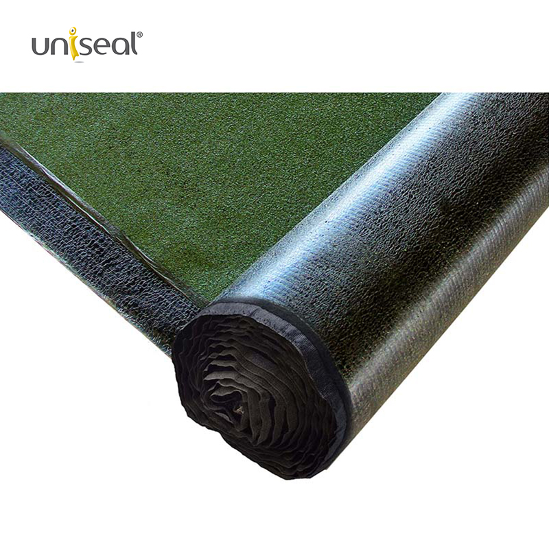 Fully bonded preformed waterproof membrane suitable for large areas