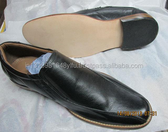 Black full Comfort mild Leather formal Outdoor shoes mens For Ertr1qw