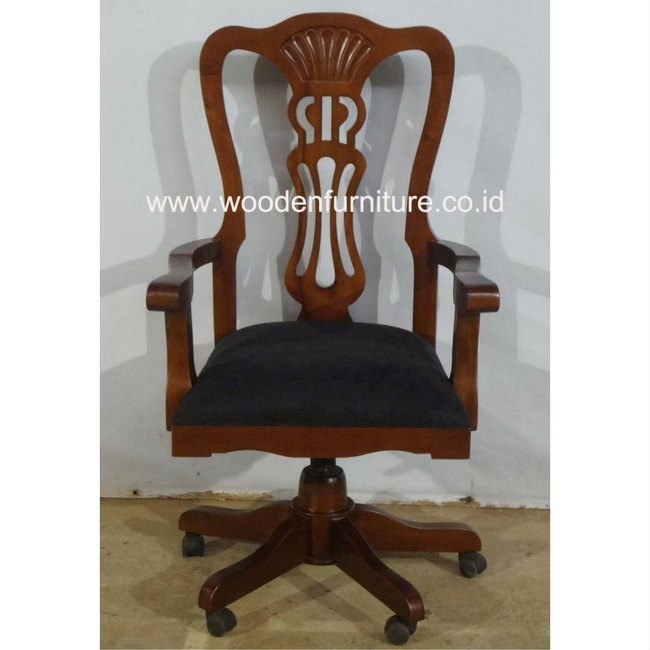 Antique Reproduction Office Chair Wooden Furniture Product On Alibaba