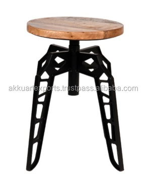 Admirable Bar Stool Aks 3001 Height Adjust High End Stool Kitchen Creativecarmelina Interior Chair Design Creativecarmelinacom