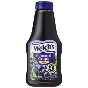 Welch's Concord Grape Jam 20 oz.