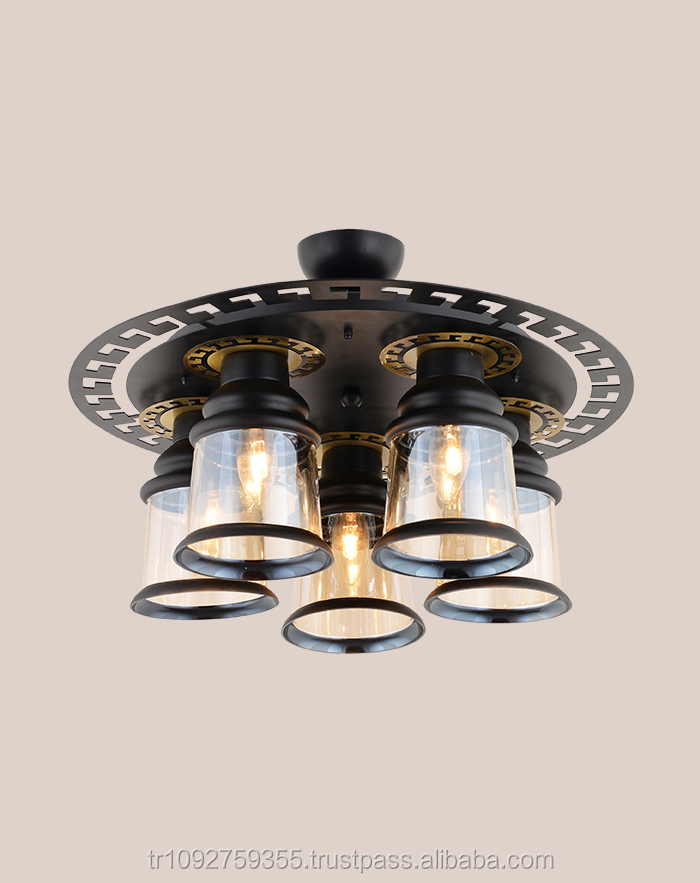 Apliqa Versace 5 Lights Black Ceiling L& - Buy Modern Pendant L&Black Pendant L&Chandeliers u0026 Pendant Lights Product on Alibaba.com & Apliqa Versace 5 Lights Black Ceiling Lamp - Buy Modern Pendant Lamp ...