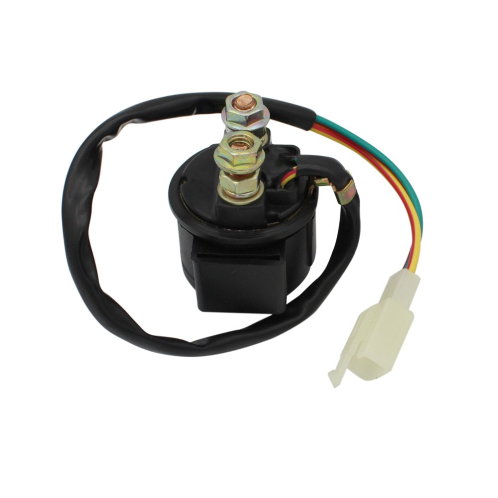 Cheap 200cc Gy6 Find Deals On Line At Alibabacom Solenoid Wiring Harness 150cc Go Kart Get Quotations Cyleto Motorcycle Parts Starter Relay For 4 Stroke Engine 50cc 250cc