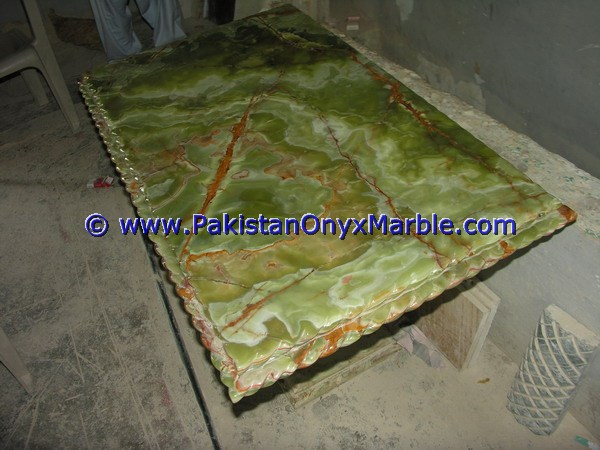 Onyx Marble Coffee Tables