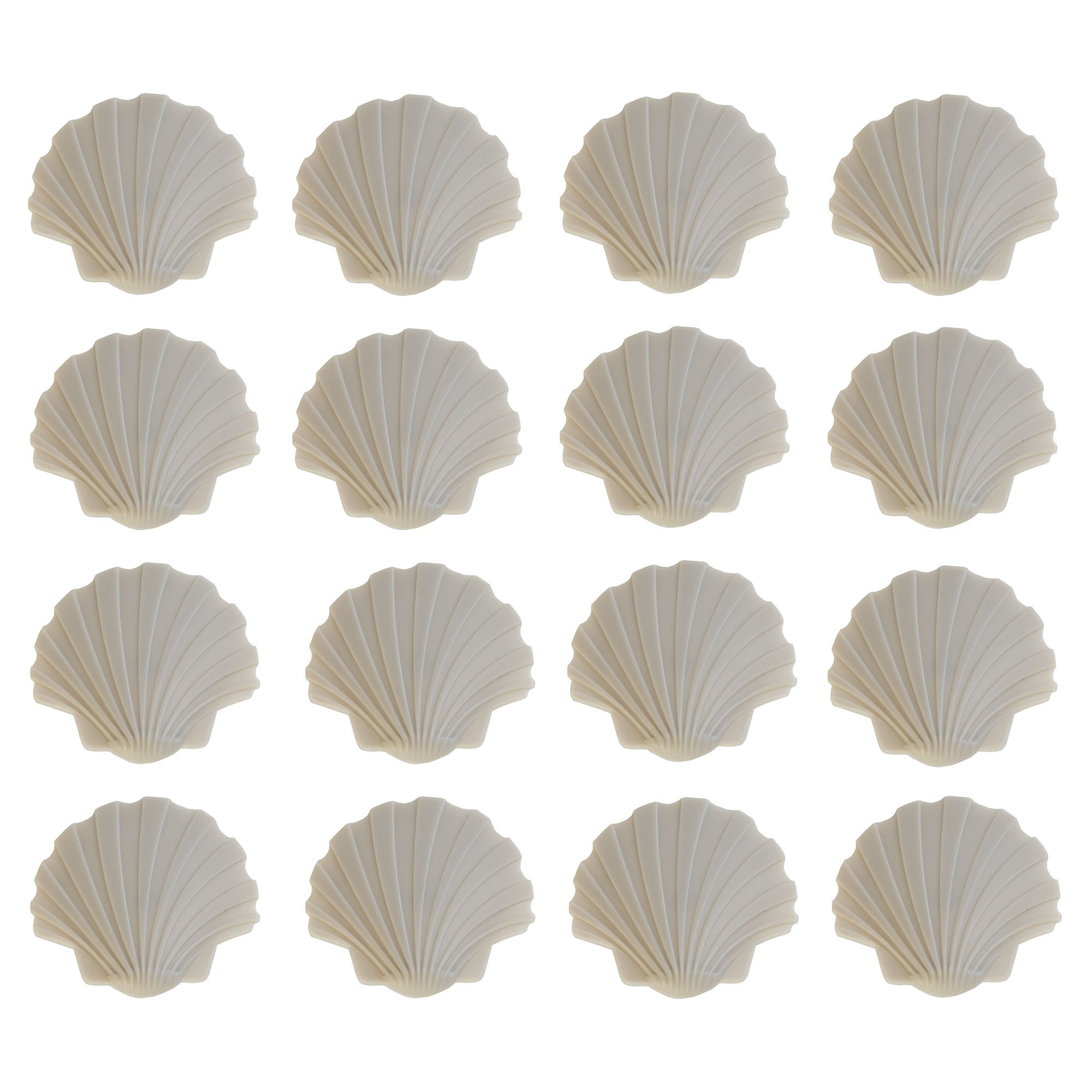 Hinspergers Yard Guard Pool Safety Cover Brass Plug Seashell Deck Creations (12 Pack)