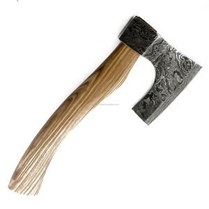 Forged Steel Single Handle Survival Axe