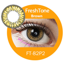 FRESHTONE brown 바닐라 series 화장품 contact <span class=keywords><strong>렌즈</strong></span>로 구성 at 싼 price from South Korea