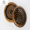 Spiral Agar Oud Wood Incense- Nice Round Shape- 48 double coils/Packs- Get the Best Wholesale Price