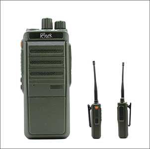 T-M2D 2 Watt UHF VHF Tragbaren Mini Zweiwegradio walkie-talkie