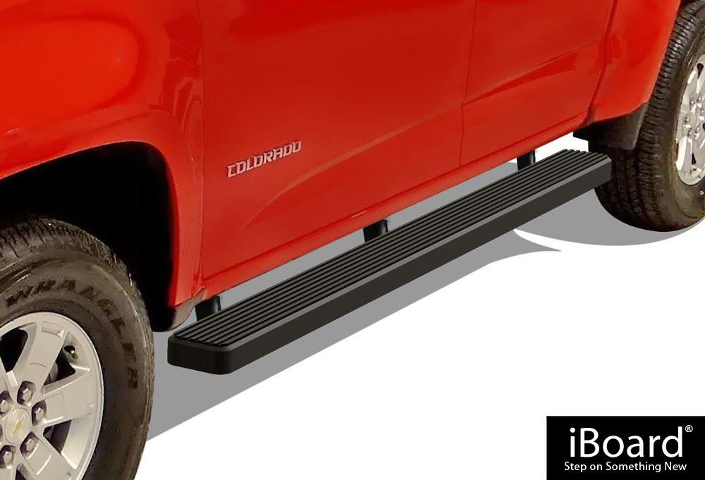 Running Board Side Step Nerf Bars 4in Silver Fit Honda CR-V 07-16
