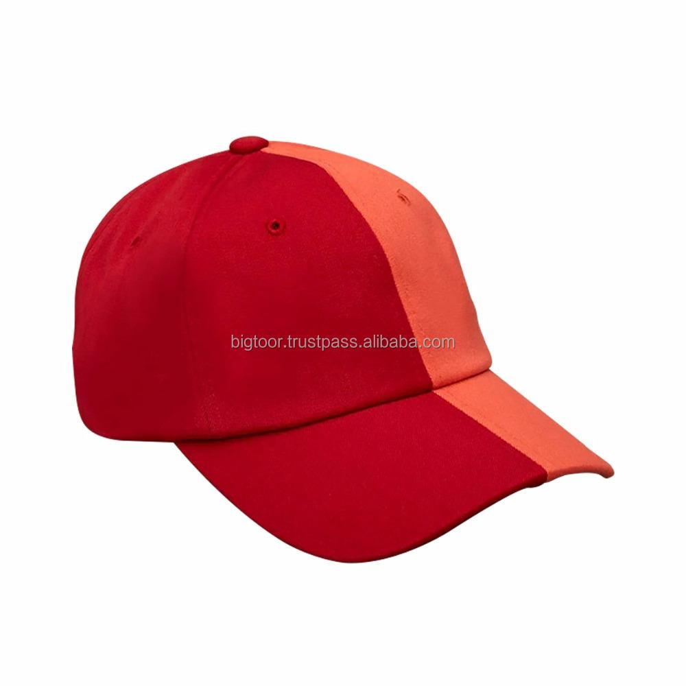 100% Cotton Two Color Baseball Cap - Buy Custom Cap 1f541d3ad33