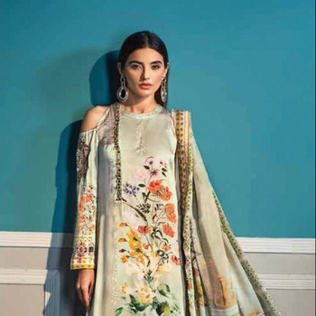 Levisha Lamis Silk Unstitched Replica Pakistani Collection