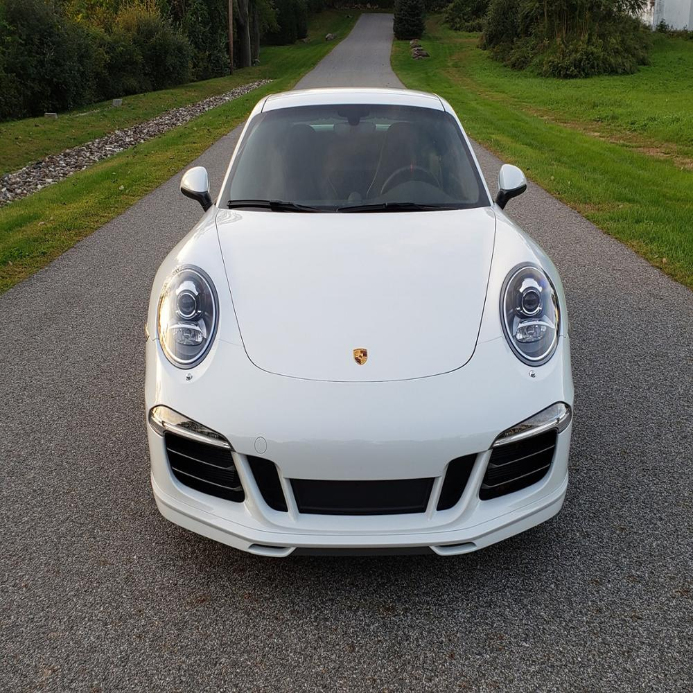 2013 Porsche 911 Carrera S Coupe 7-Speed