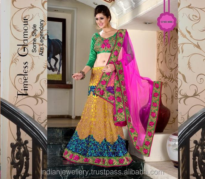 Indian Bridal Dress Manufacturer,Wedding Gowns Exporter - Buy ...