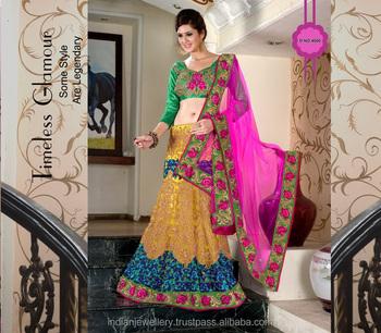 Indian Bridal Wedding Dress