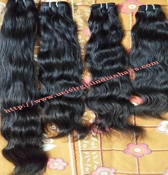 Factory Wholesale Price Unprocessed 10A Grade Indian Hair Wave Body Wave Hair Bundles