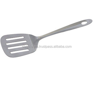 Copper plated cooking utensils stainless steel slotted turner