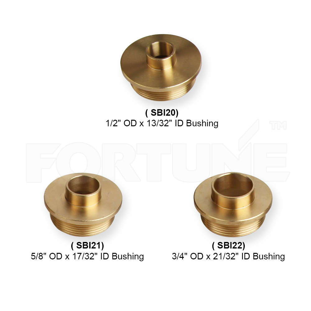 Router guide bushing kit template guide buy guide for How to use router template guide bushings