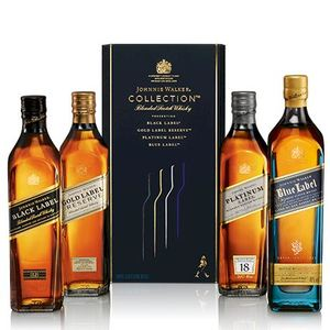 Red Label Johnnie Walker/Johnnie Walker Green Label Old Scotch Whisky/Johnnie Black