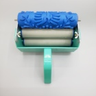 New Design Roller Brush to Paint with High Quality Hair and Plastic Handle