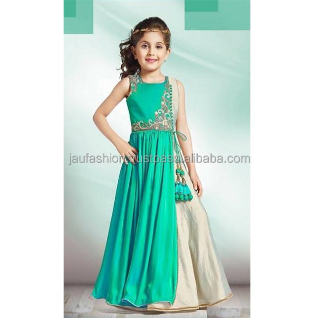 Buy Kids Clothes 2018 Kids Dresses 2018 New Design Kids Dress 2018 View Latest Dress Designs Photos Jau Fashion Product Details From Jau Fashion On Alibaba Com