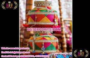 Punjabi Wedding Pots Decor, Punjabi Wedding Pots Decor Suppliers and