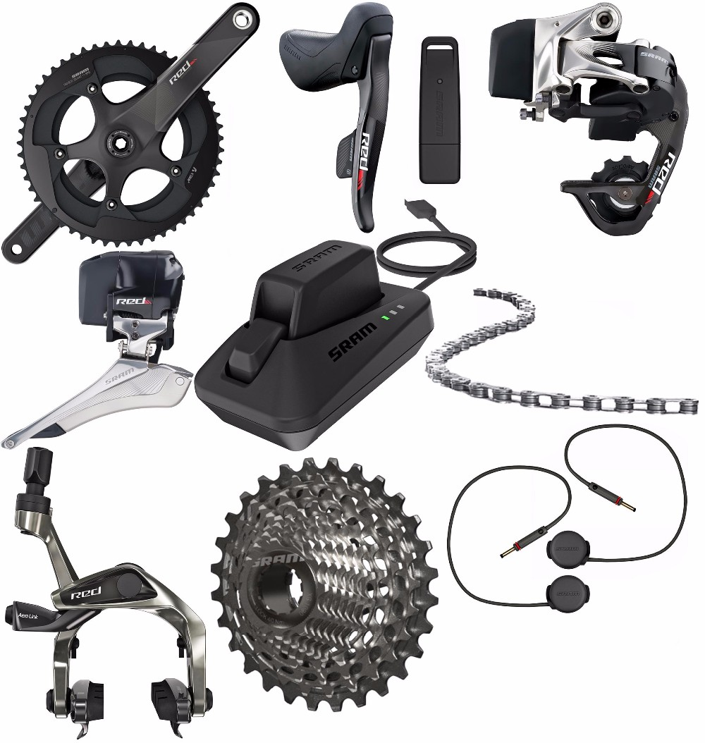 New and unused for SRAM RED eTap Wireless Electronic BB30 Groupset Original