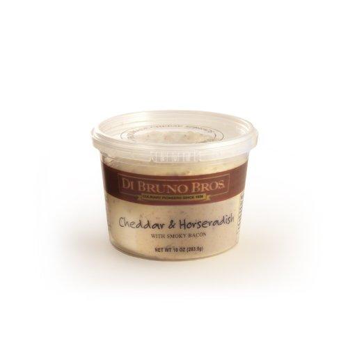 Di Bruno Bros, Cheddar and Horseradish Spread, 10 oz
