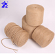 Natural Thick Jute Hemp Rope For Decoration Of Pets Shelves,Natural Raw Jute Yarn Rope