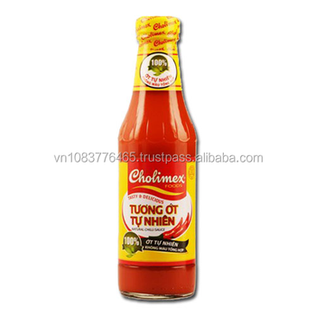 High quality Vietnamese hot chili sauce 130g/270g/830g/2.1kg