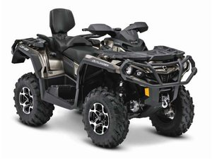 FOR**Yuen 2017 CAN-AM OUTLANDER MAX LIMITED 1000