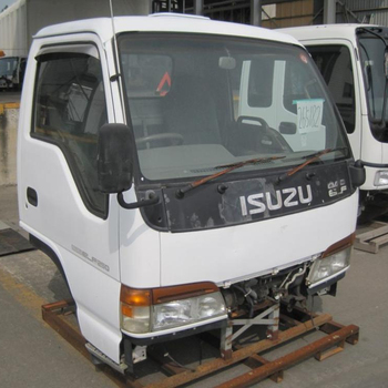 Made in Japan various secondhand ISUZU Truck Cabin with High Quality