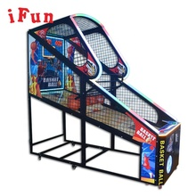 Ifun Park Basketbal <span class=keywords><strong>machine</strong></span> <span class=keywords><strong>arcade</strong></span> <span class=keywords><strong>machine</strong></span>/redemption games coin operated games voor winkelcentrum