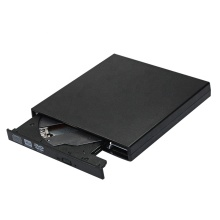 ไดรฟ์ภายนอก DVD USB2.0 8X Super Multi Slim CD-ROM DVD-ROM DVD-RW DVD-RAM Burner Writer Optical Disc สำหรับแล็ปท็อป PC mac
