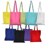 HenRon3 GSV certification High quality china blank canvas wholesale tote bags