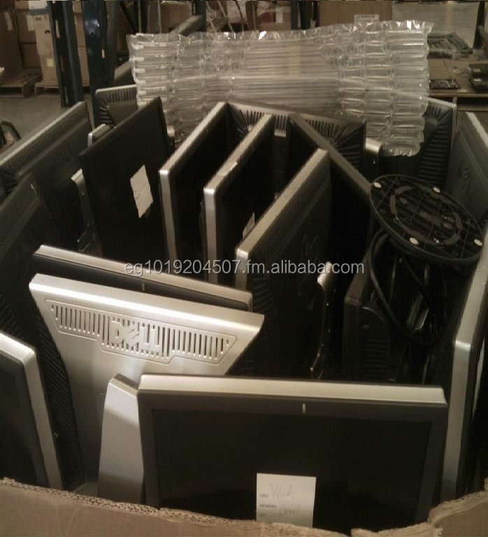 Used LCD computer monitors, laptops and Desktops