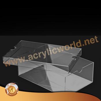 Clear Acrylic Nike Shoe Boxes/ Nike Shoes Display Box