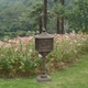 Decorative outdoor cast iron Mailboxs for sale