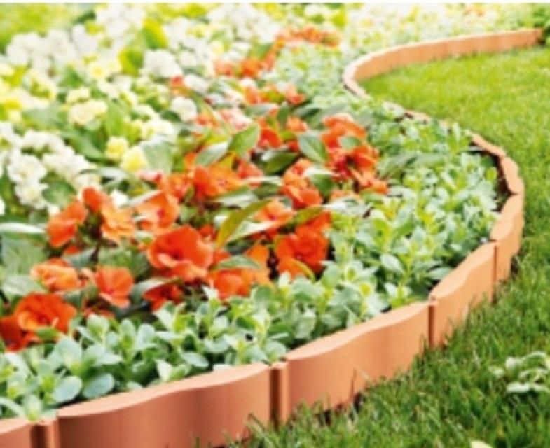 Terracotta Garden Edging Easy Edge Lawn Edging - Buy Easy Edge Lawn  Edging,Terracotta Garden Edging,Garden Edging Product on Alibaba com