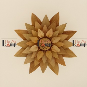 Modern Style Wooden Lamp Hoian Lamp Lotus 600 Buy Wooden