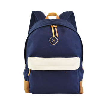 2018 Hot selling polyester school backpack traveling backpack