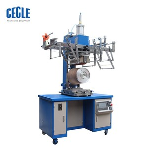 factory cheap heat transfer equipment printing machine for paint bucket and plastic heat transfer machine bucket