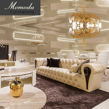 Ck129 Modern Top Design New Model Sofa Sets Pictures Italy Latest Living  Room Set Design Sofa Luxury Leather Sofa Set - Buy Modern Living Room ...