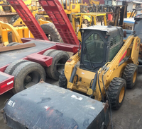 Liugong Mini Skid Steer Loader CLG395B with Attachment for Sale